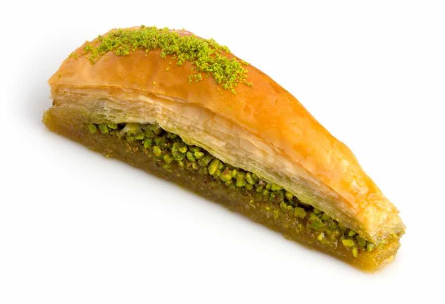 havuç dilim baklava