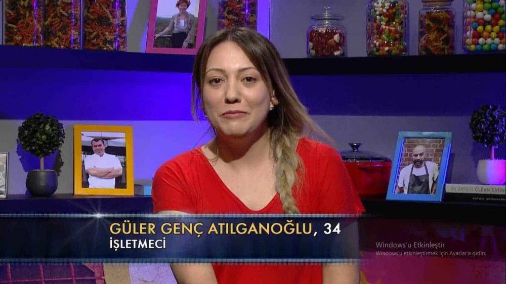 güler genç atılganoğlu the taste türkiye