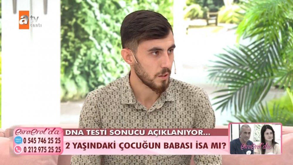 Esra Erol'da Mustafa Tüfekli Seher Çetin