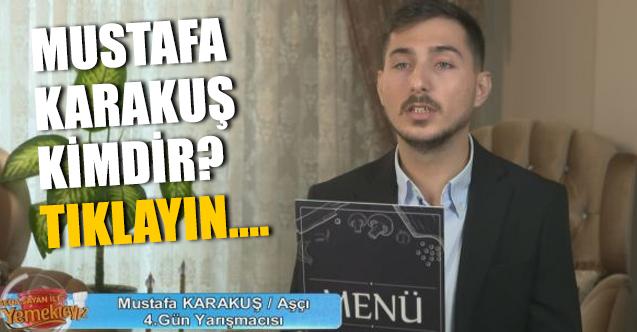 Yemekteyiz Mustafa Karakuş kimdir? Kaç yaşında, nereli ve Instagram hesabı