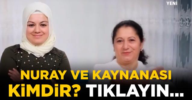 Zuhal Topal'la Sofrada Nuray Altun ve kaynanası Fatma Altun kimdir