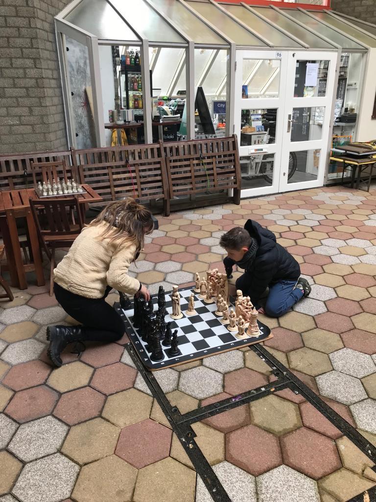rotterdam chess museum