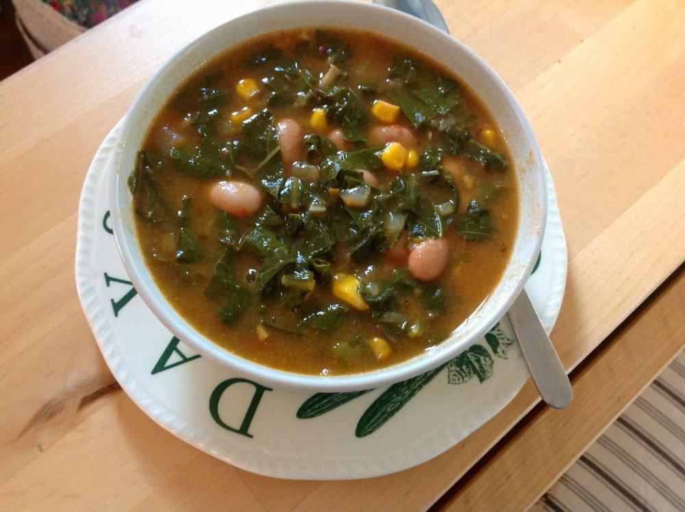 karalhanana çorbası gelinim mutfakta