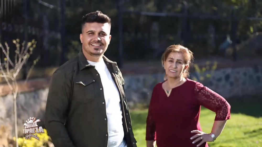 Zuhal Topal'la Sofrada Serdal Akdağ