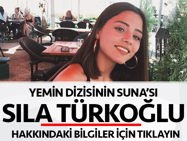 sıla türkoğlu kimdir