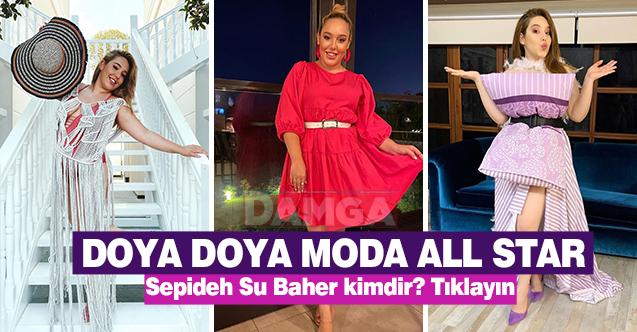 Doya Doya Moda All Star Sepideh Su Baher