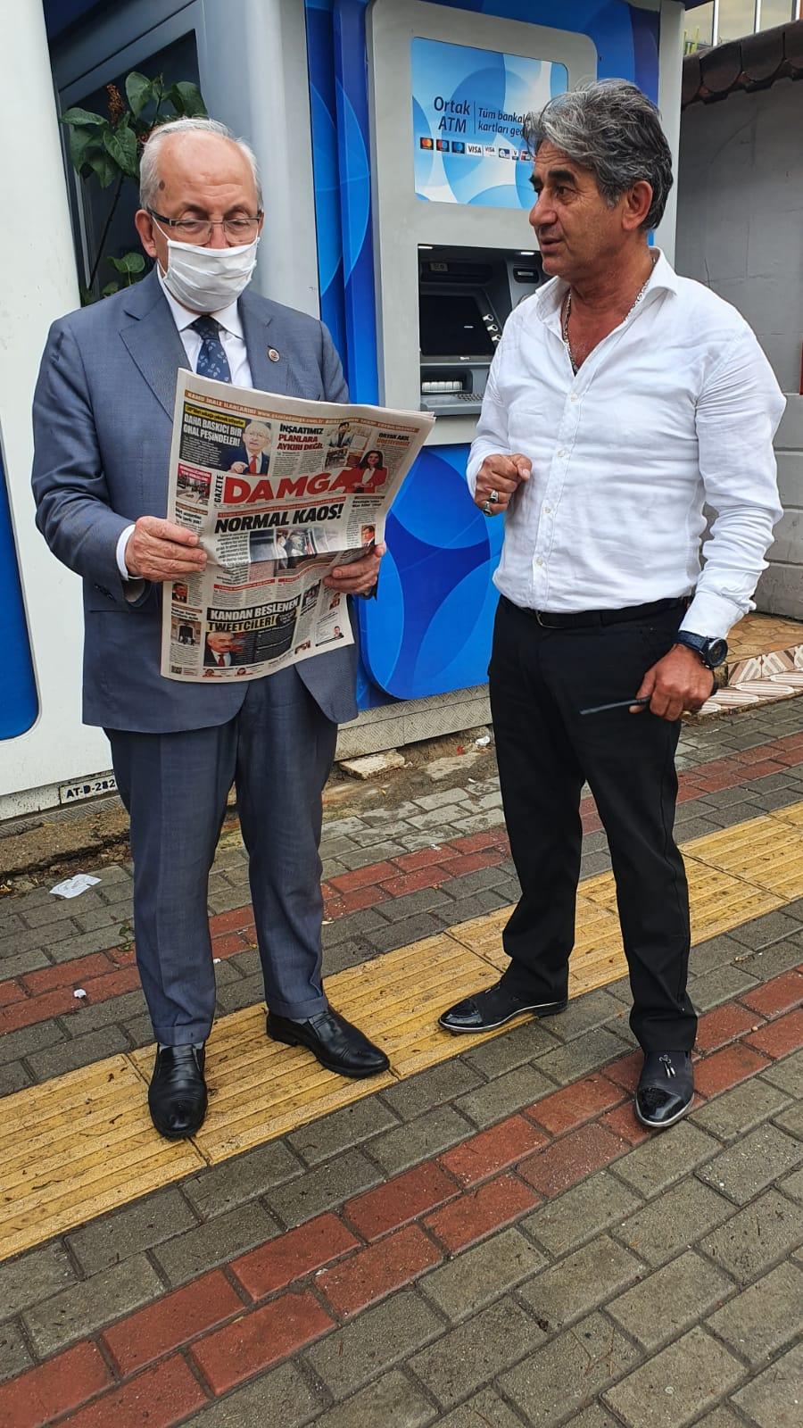 Tekirdağ Belediye Başkanı Kadir Albayrak