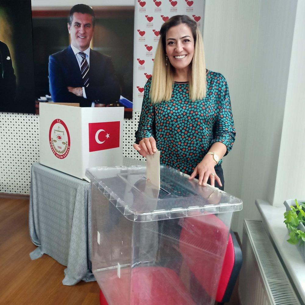 Türkiye Değişim Partisi Beylikdüzü