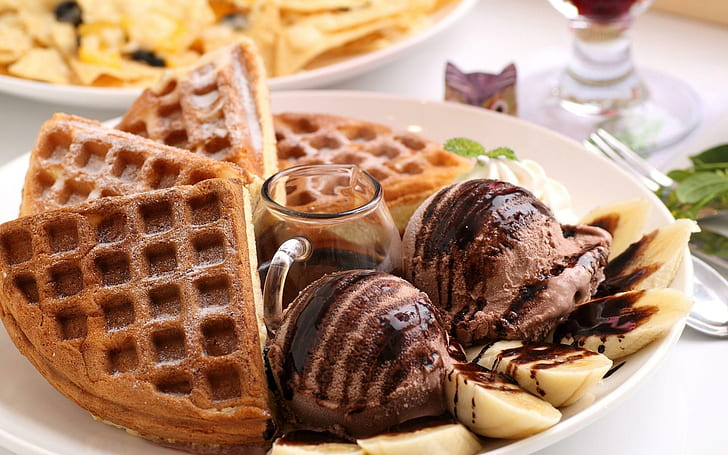 tavada waffle gelinim mutfakta