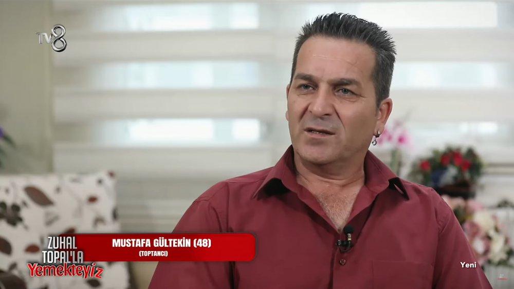 Zuhal Topal'la Yemekteyiz Mustafa