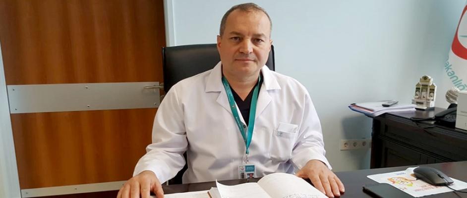 Beylikdüzü Devlet Hastanesi Başhekimi Ali Kalyoncu