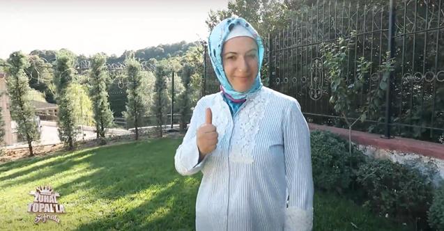 Zuhal Topal'la Sofrada Sevinç Erkoç