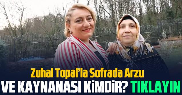 Zuhal Topal'la Sofrada Arzu Beyaz
