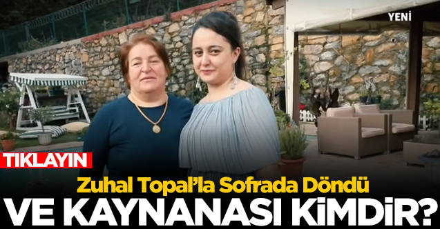 Zuhal Topal'la Sofrada Döndü Dilmaç