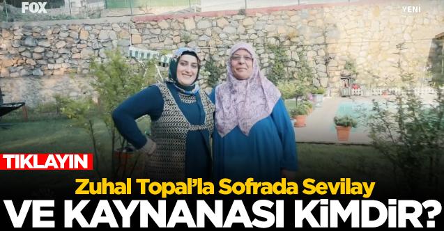 Zuhal Topal'la Sofrada Sevilay Uygur
