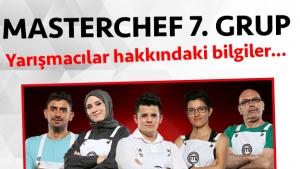 MasterChef Türkiye 2. sezon 7. grup yarışmacı adayları