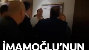 Ekrem İmamoğlu VIP'e alınmayınca bu sözlerle krize müdahale etti