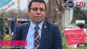 Mehmet Mert Akademik Bakış'ta