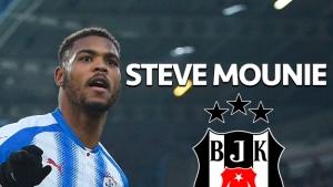 Beşiktaş'ın gündemindeki Steve Mounie