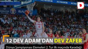 Gazete Damga - 15.09.2018 Spor Gündemi