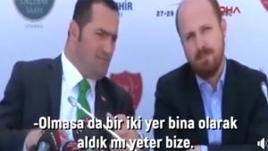 Bilal Erdoğan'ın AK Parti Beyoğlu Belediye Başkanı adayı ile kentsel dönüşüm konuşması!