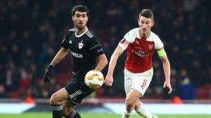 Trabzonspor'a Azeri golcü: Mahir Emreli