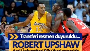 Robert Upshaw Arel Üniversitesi Büyükçekmece Basketbol'da