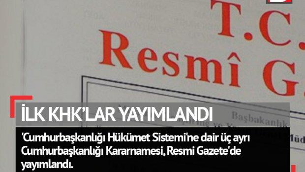 Türkiye gündemi - 10.07.2018