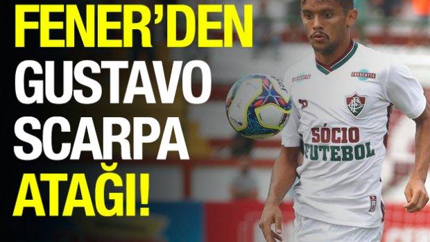 Gustavo Scarpa golleri, pasları, çalımları ve performansı