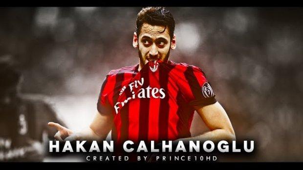 Hakan Çalhanoğlu - AC Milan