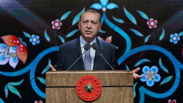 Cumhurbaşkanı Erdoğan: Bu ifadeleri kullanmak sizin haddinize mi