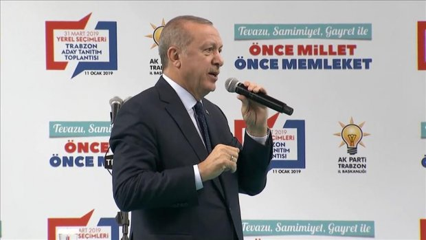 'İftira ile siyaset gemisini yürütmeye uğraşan bir CHP görüyoruz'