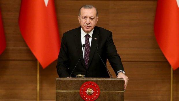 Cumhurbaşkanı Erdoğan: Kültür sanat önemli bir beka meselesi