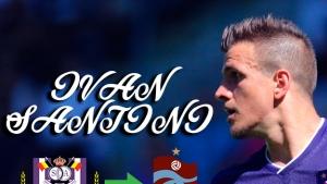 Trabzonspor'un listesinde olan Ivan Santini golleri ve performansı