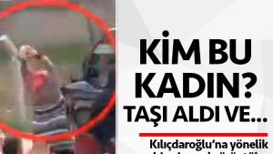 Kılıçdaroğlu'na yönelik saldırıda yeni görüntüler