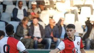 Ömer Mert Gündüz Feyenoord'da parlıyor