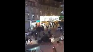 Esenyurt'ta Türk vatandaşlar ile Suriyeliler arasında arbede