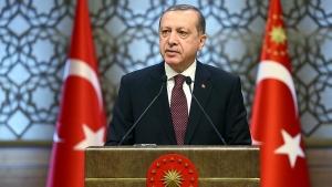 Cumhurbaşkanı Erdoğan: Muasır medeniyet mücadelemiz şanlı geleceğimiz için ışıktır