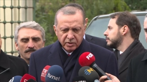 Cumhurbaşkanı Erdoğan: Cumhur ittifakını bozdurmamak noktasında kararlıyız