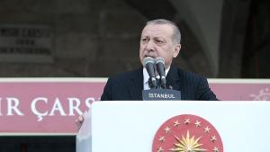 Cumhurbaşkanı Erdoğan: Türkiye, yeni yönetim sisteminin ilk seçimini inşallah kolay şekilde gerçekleştirecektir