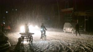 Kar yağışı bir çok ilde etkili oldu