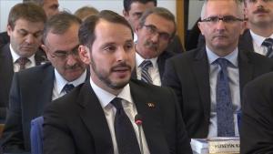 Hazine ve Maliye Bakanı Albayrak: Önümüzdeki 5 yıl önemli bir fırsat penceresi sunuyor