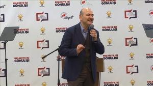 İçişleri Bakanı Süleyman Soylu: Öyle bir şey icat ettik ki teröristlerin adım atması mümkün değil