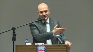 Bakan Soylu: Dünyada enerjinin en güvenli geçiş sahası Türkiye'dir