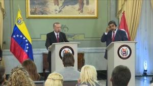 Erdoğan, Venezuela'da 2 FETÖ okulunun TMV'ye devredildiğini açıkladı