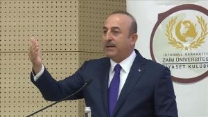 Dışişleri Bakanı Çavuşoğlu: Suriye'de siyasi çözümün önemli aktörlerinden biri Türkiye'dir
