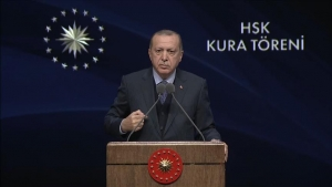 Cumhurbaşkanı Erdoğan: Bir gece ansızın Sincar'a da gireriz