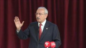 CHP lideri Kılıçdaroğlu: Bir evde bir işsiz varsa, bilin ki o evde huzur yoktur
