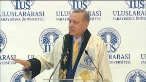 Cumhurbaşkanı Erdoğan: Dünya 5 üyeye teslim olacak olursa yandık